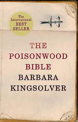 The Poisonwood Bible by Barbara Kingsolver (Paperback) LIKE NEW, FREE POSTAGE