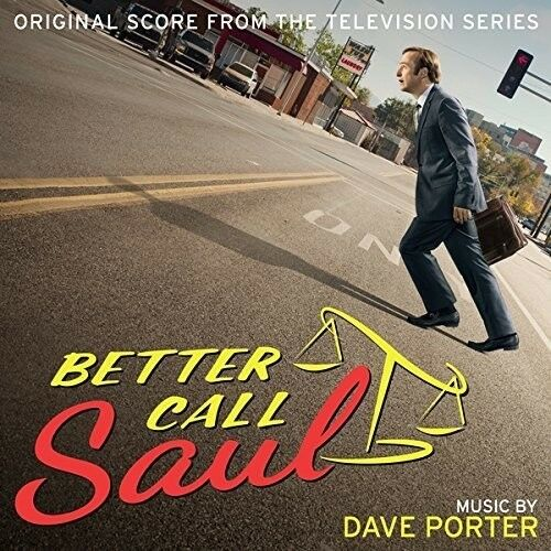 Dave Porter - Better Call Saul (Original Score) [New CD] UK - Import