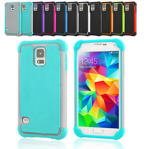 Shockproof-Heavy-Duty-Case-Hard-Tough-Shock-Cover-for-Samsung-Galaxy-S5-i9600-OZ