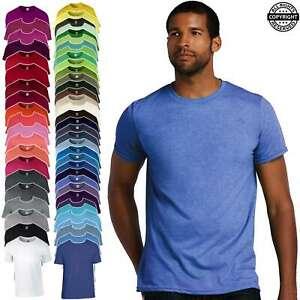 Gildan-Men-039-s-Soft-Style-Short-Sleeve-Christmas-giftsT-Shirts