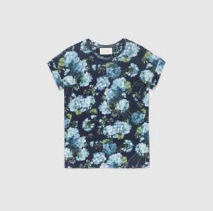 Gucci-Blue-Bloom-100-Linen-Linen-Top-T-Shirt-Blouse-Pre-Fall-2016-Italy-750