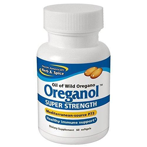 North American Herb Spice Oreganol P73 Super Strength 60 Softgels For Sale Online Ebay