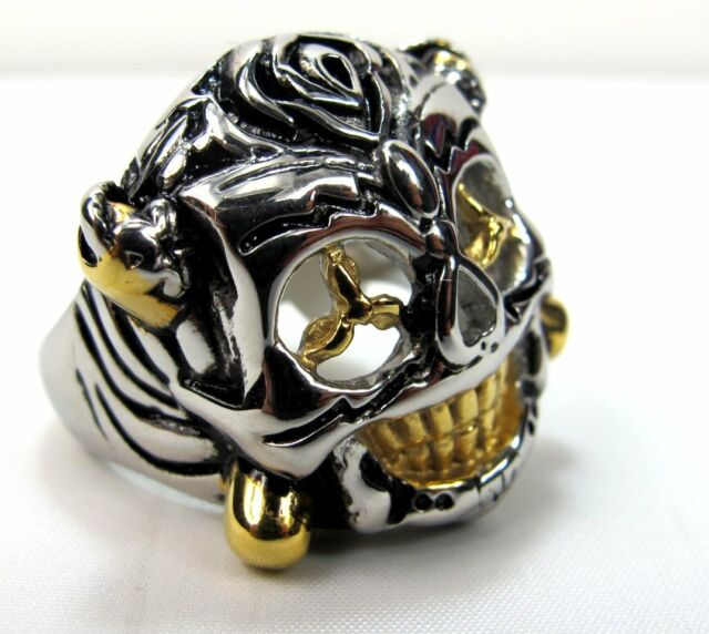 THE EXPENDABLES SKULL RING