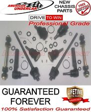 LIFETIME Chassis Kit Ball Joint Tie Rods fits Cadillac Escalade 4x4  2002 - 2006