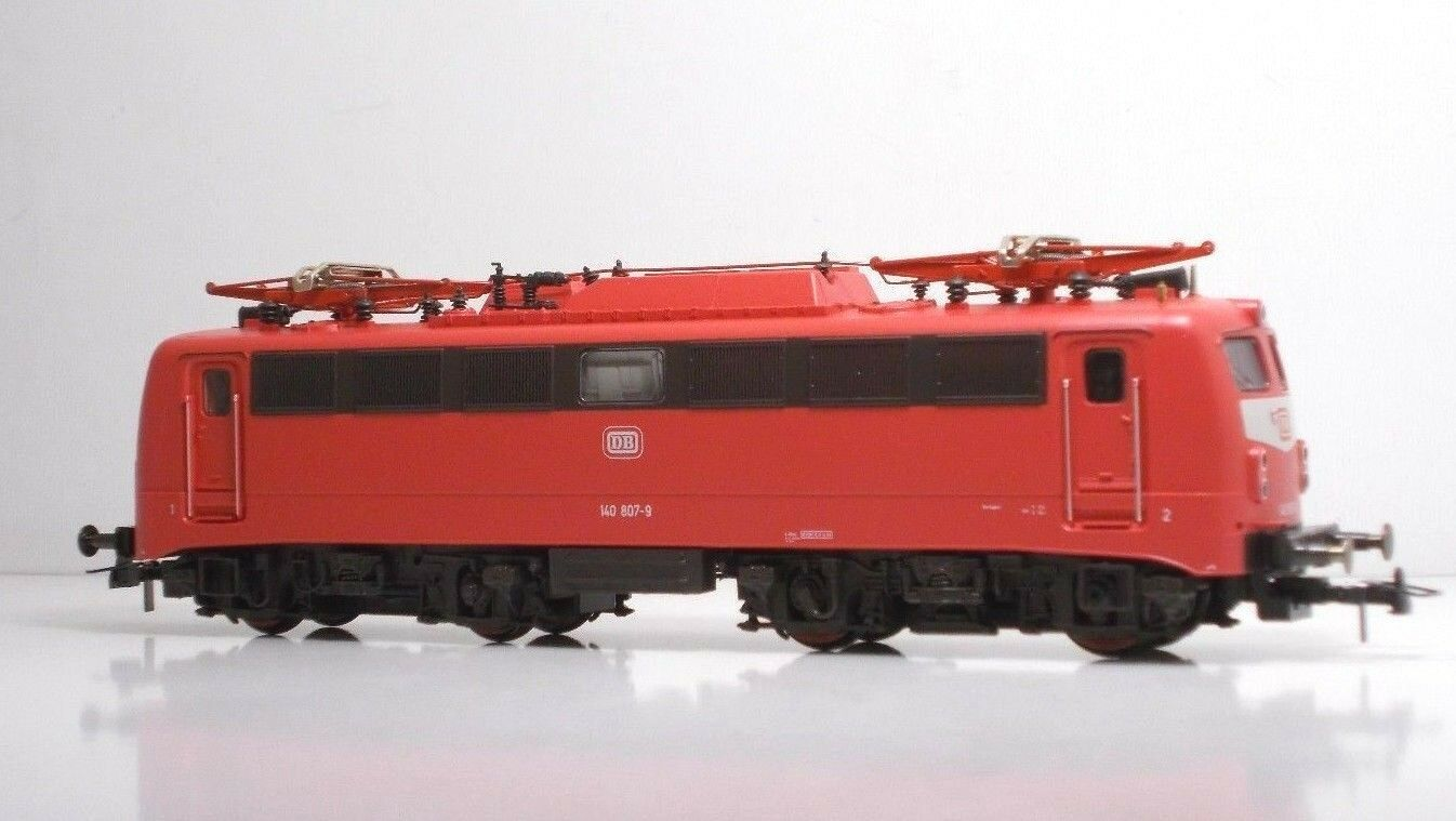 ROCO 43382 DB Ellok 140 807-9  Rot   Ep V