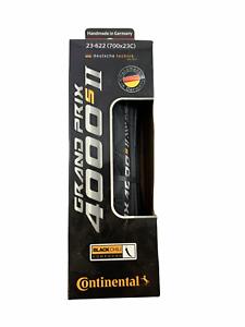 Continental Grand Prix GP 4000s II Folding Clincher Cycling Bicycle Tire 700x23c
