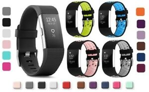 Fitbit-Charge-2-Replacement-Wrist-Bands-Smart-Watch-Bracelet-Bands-2-Designs
