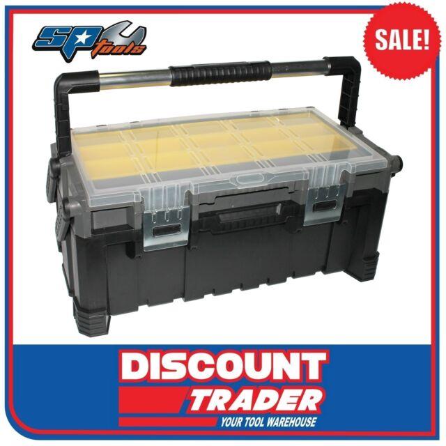 SP Tools Heavy Duty Storage Case Medium SP40378