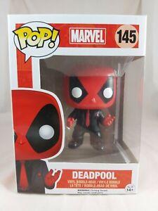 Marvel-Funko-Pop-Deadpool-Dressed-to-Kill-No-145