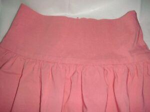 H-amp-M-Skirt-Size-4-Pink-color