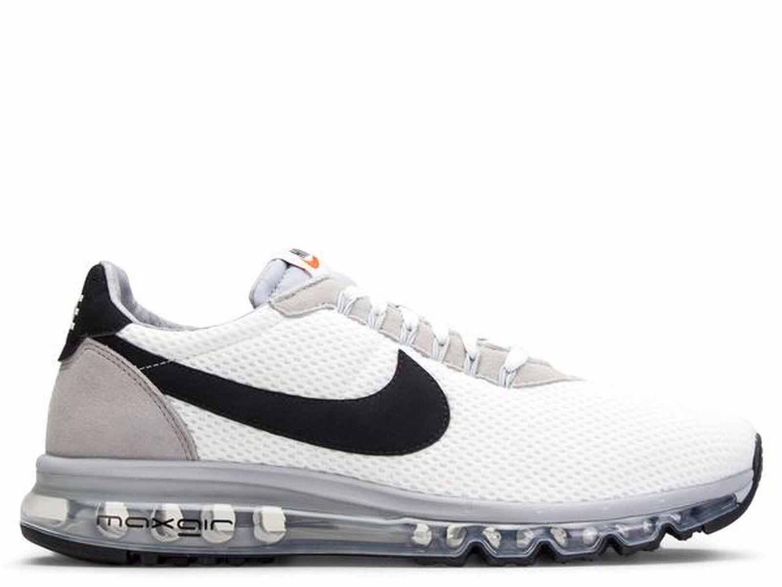 Nike Air Max LD-Zero Summit White Black Wolf Gray 848624-101 Mens Sz 11.5 Brand discount