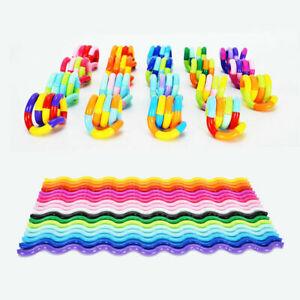 2x-Fidget-Stringa-groviglio-giocattolo-RELAX-l-039-ansia-stress-ADHD-sensoriale-aiuto-Twist-VIOLINO