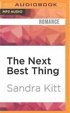 The Next Best Thing by Sandra Kitt (2016, MP3 CD, Unabridged)