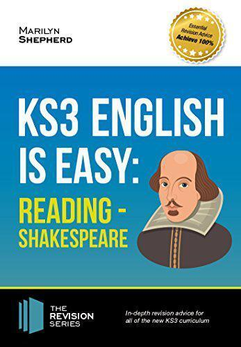 KS3: English is easy - Lese (Shakespeare) 2017. komplettes Guidance for the NEU