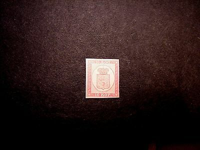 100% Waar Finland Stamp Scott# 5 Coat Of Arms 1860 Mh C356 Geurige (In) Smaak