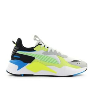Chaussures-Homme-Baskets-Rs-X-Hard-Drive-Blanc-Jaune-Puma-FW2020