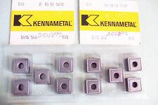 New 10 Pcs SNMG 543  Grade K45  Kennametal Inserts