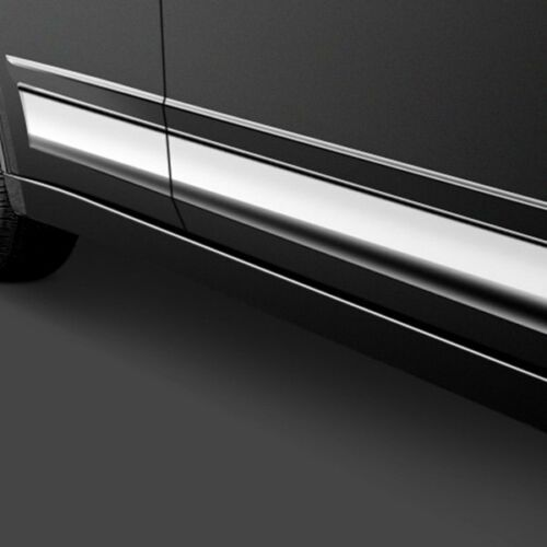 For Chevy Cruze 2011-2015 SAA L-Type Polished Rocker Panel Covers