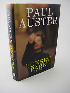 1st-1st-Printing-SUNSET-PARK-Paul-Auster-MODERN-Fiction-CLASSIC