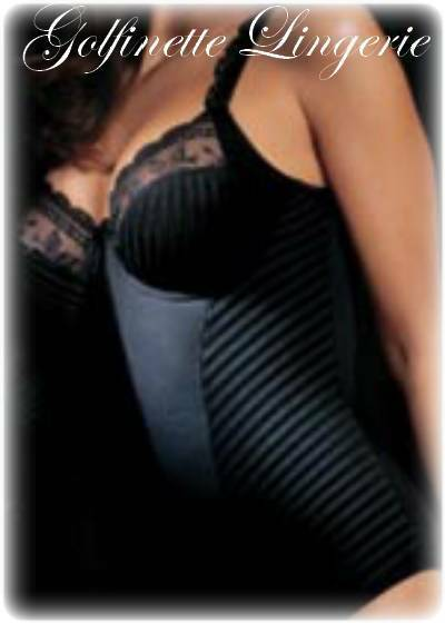 FELINA SUPERBE BODY SLIP black T. FR 90C   C