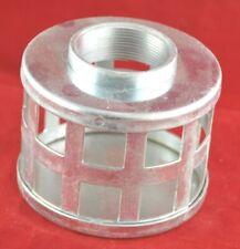 Trash Amp Water Pump Strainer 2 Female Npt 1 X 1 Sieve 5 Diameter X 4 H