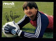 Roland Grüner Autogrammkarte 1 FC Kaiserslautern Original Signiert + A 156367