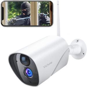Victure-1080P-Outdoor-Security-Camera-IP65-Weatherproof-Home-Surveillance-IP-CCT