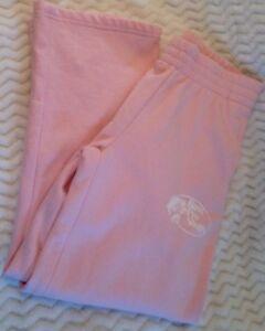 Girls 10 12  Pants Bass Pro Shops Pink Girls 10/12 M  Pink Athletic Cotton Blend
