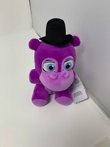 Funko-Five-Nights-At-Freddy-039-s-MR-HIPPO-Plush-Exclusive-Pizzeria-FNAF-Some-Spots