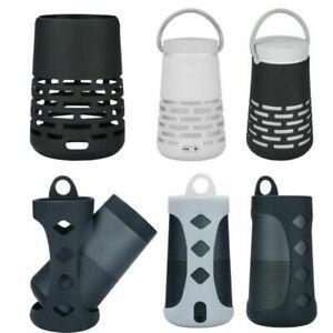 Huelle-Schutzhuelle-Sling-Cover-Case-Fuer-Bose-SoundLink-Revolve-Revolve-Silikon
