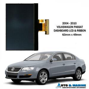 VW-VOLKSWAGEN-PASSAT-DASHBOARD-LCD-DISPLAY-amp-RIBBON-2004-2010-NEW