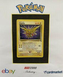 Pokemon ZAPDOS Rara Non Holo FOSSIL Unlimited 30/62 ITA / GD