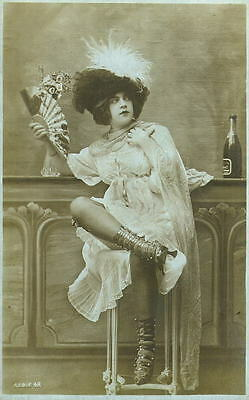 Stock Photo 25000 3 DVDS Burlesque Erotic Retro Risque French Postcard 1901-1960