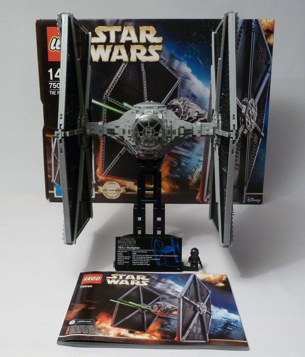 LEGO Star Wars 75095 TIE Fighter (UCS) – TOP inkl. OVP und OBA