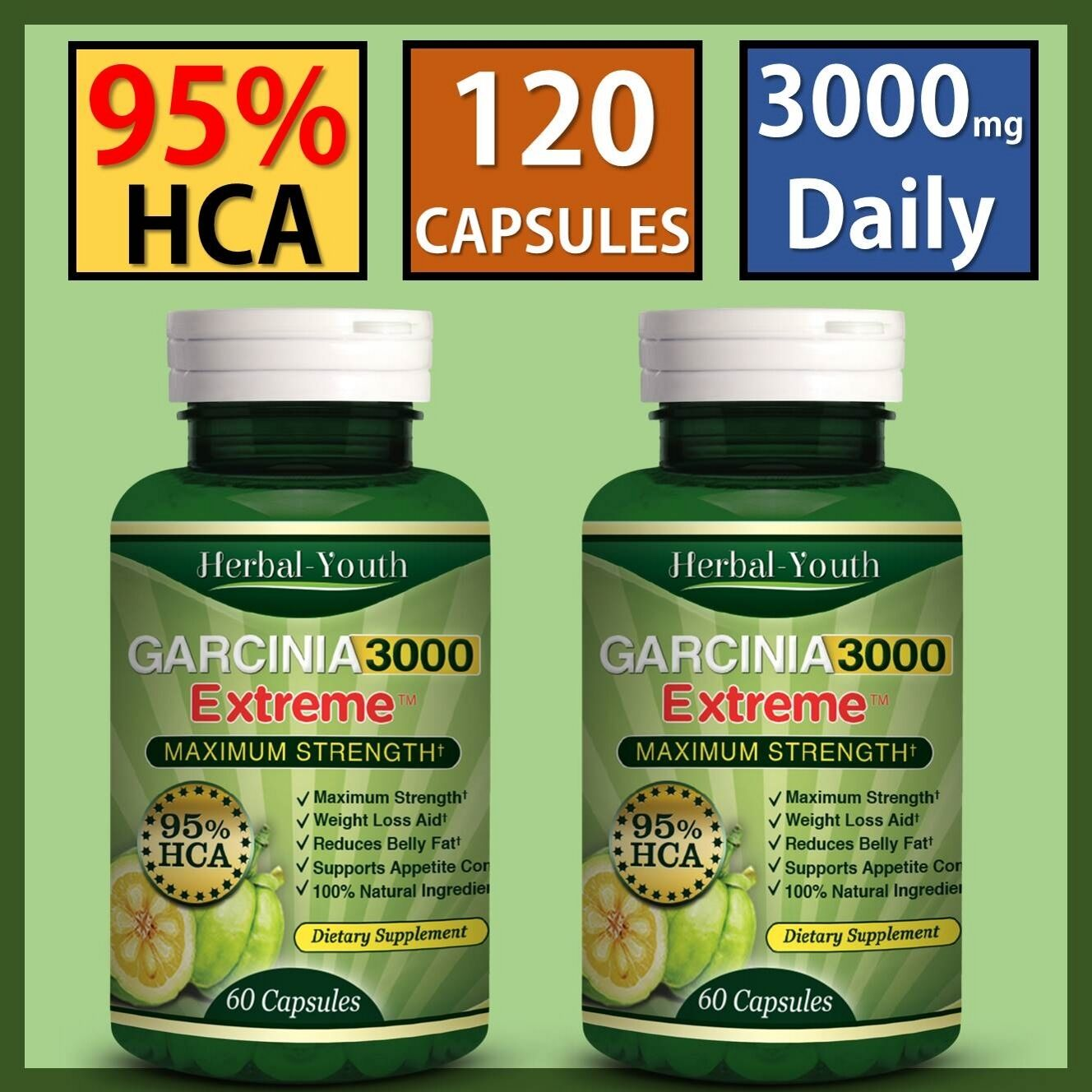 garcinia cambogia extreme 3000 herbal youth