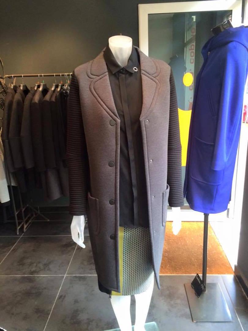 COP COPINE HIVER 2015-2016   manteau mod BOFILL, étiqueté valeur  (-50%)
