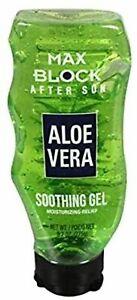 Aloe Vera Gel - 100% Pure Organic Soothing Moisturizing Skin Care Lotion