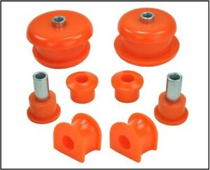 Ford Fiesta MK4 Front Anti-Roll Bar Bushes in Poly Polyurethane Flo-Flex