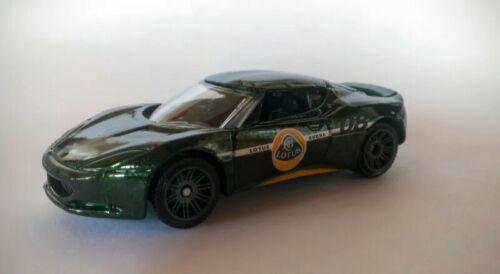 Matchbox Lotus Evora Modellauto neuwertiger unbespielter Sammlerzustand