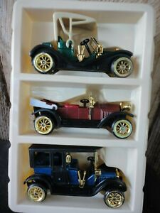 Antique Cars High Sd 9085 9086 9087