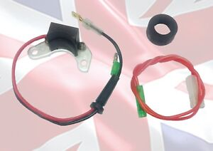 Stealth-Electronic-ignition-conversion-kit-for-All-Lucas-45D-4cyl-Distributors