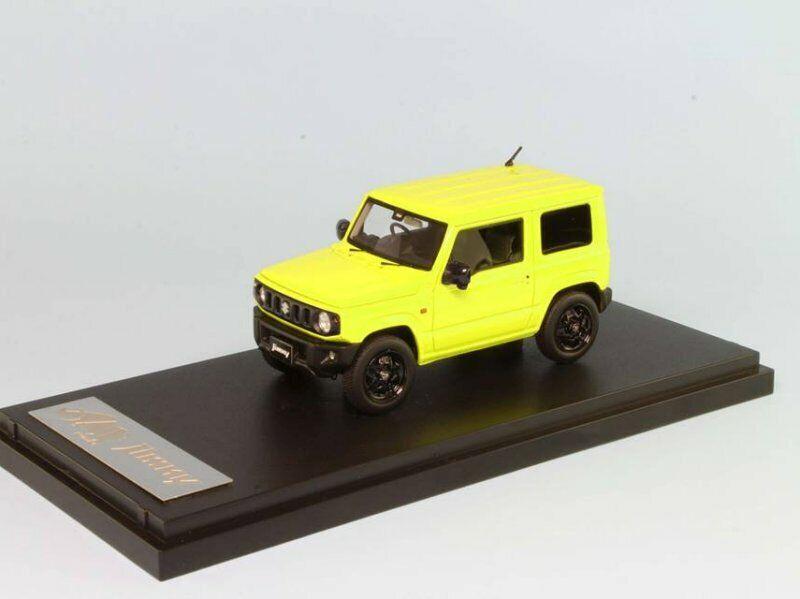 MARK43 PM43116LY 1 43 Suzuki Jimny JB64W XL Kinetic giallo