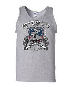 Don/'t Tread On Me T-Shirt Defend Liberty 1776 Patriotic Tee Shirt Gadsden Flag