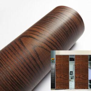 Self Adhesive Wood Grain Wallpaper Peel And Stick Vinyl