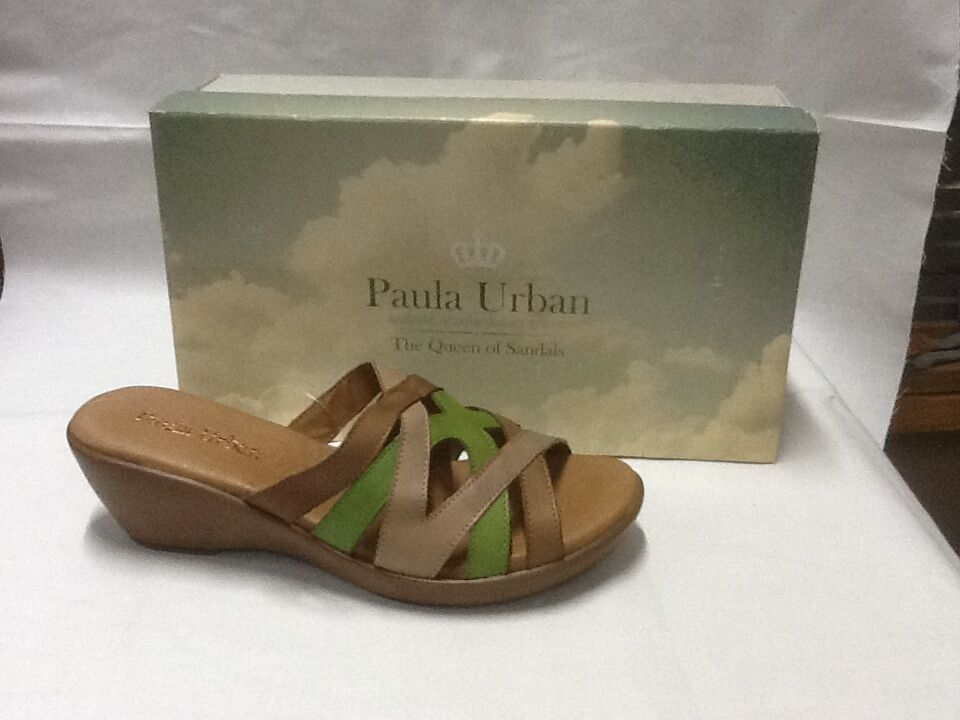Paula Urban Slide Penny tan