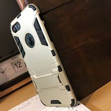 iPhone 7 Military Grade High Impact Ballistic Shell Rugged Element Gold Case