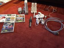 Nintendo Wii Original Complete Game Console Bundle