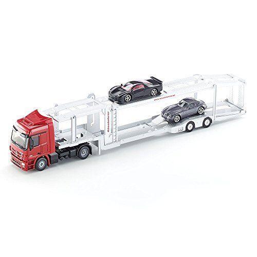 1 50 Car Transporter - Die-Cast Vehicle - Siku 3934