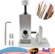 Electric Wire Stripping Machine Portable Powered Comercial Copper Cable Stripper