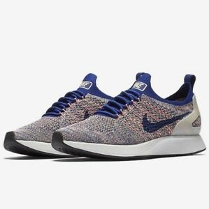 a5665fe17ae2 Womens Nike AIR ZOOM MARIAH FLYKNIT RACER Running Shoes -AA0521 400 ...
